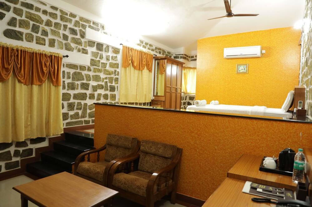 Kamar Klasik - Ruang Keluarga