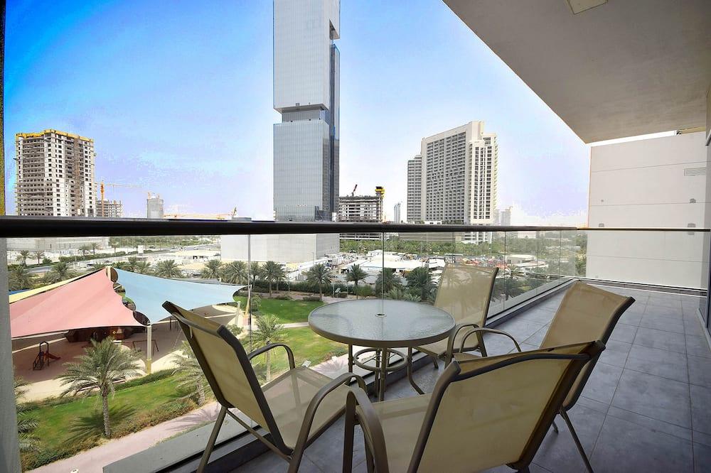 Deluxe-Apartment (Regent Court 05) - Balkon