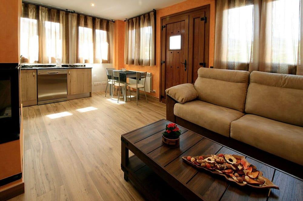 Διαμέρισμα, 1 Υπνοδωμάτιο (Estrepero) - Περιοχή καθιστικού