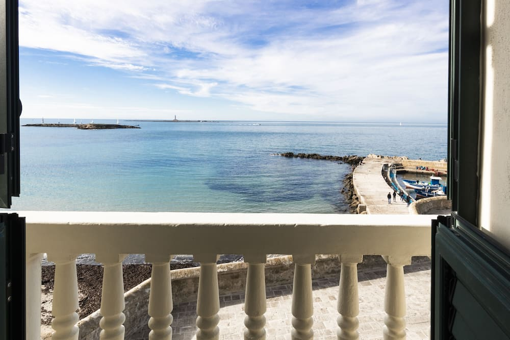 Habitación doble superior, vista al mar - Vista a la playa o el mar