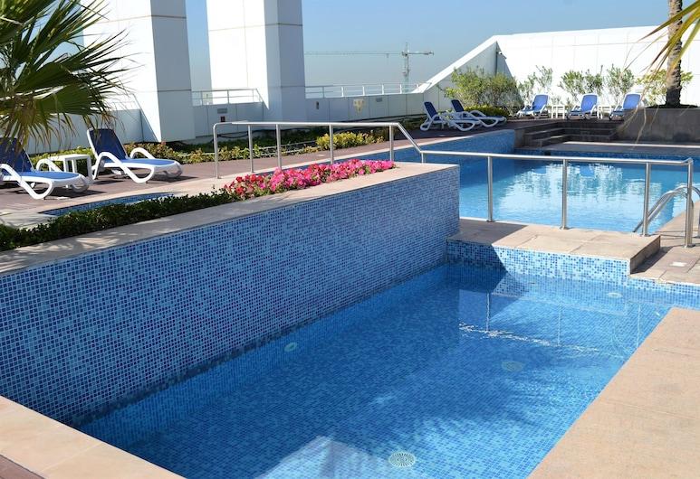 Ascapes Goldcrest Views 2 Tower, Dubajus, Baseinas vaikams