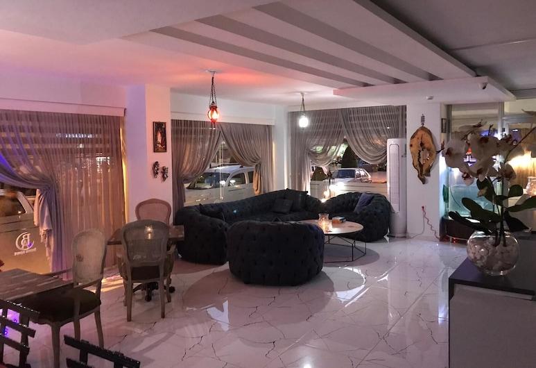 Bone Apart Otel, Antalya, Lobi Oturma Alanı
