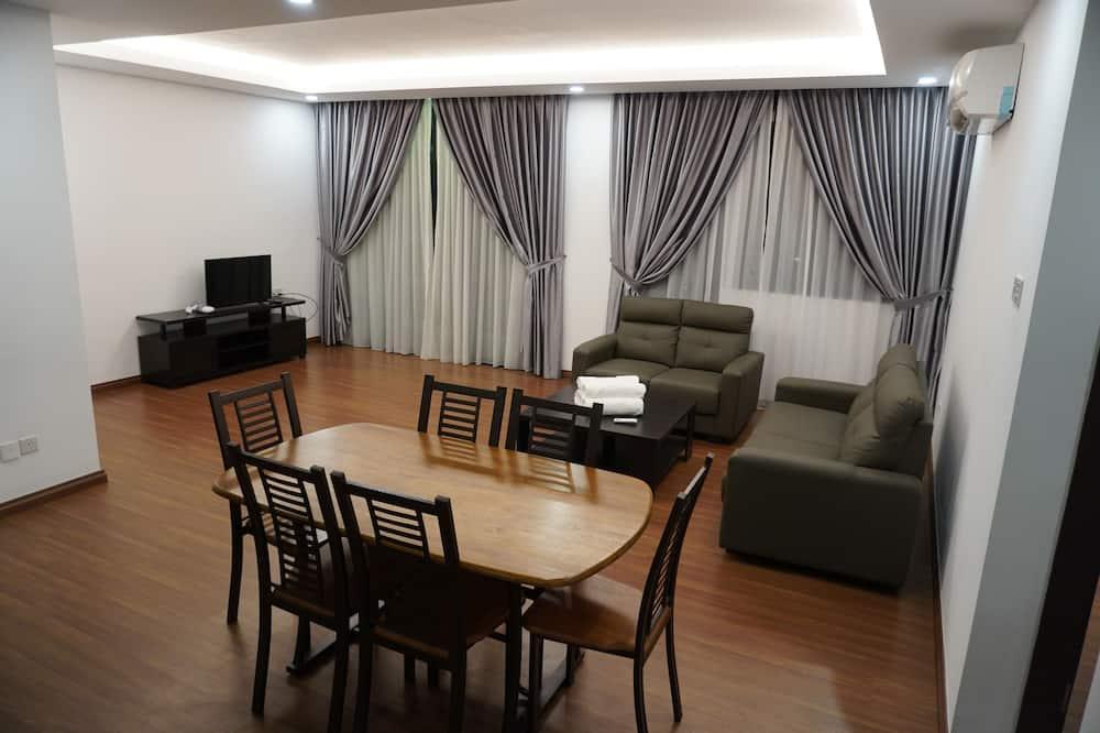 Appartamento familiare - Pasti in camera