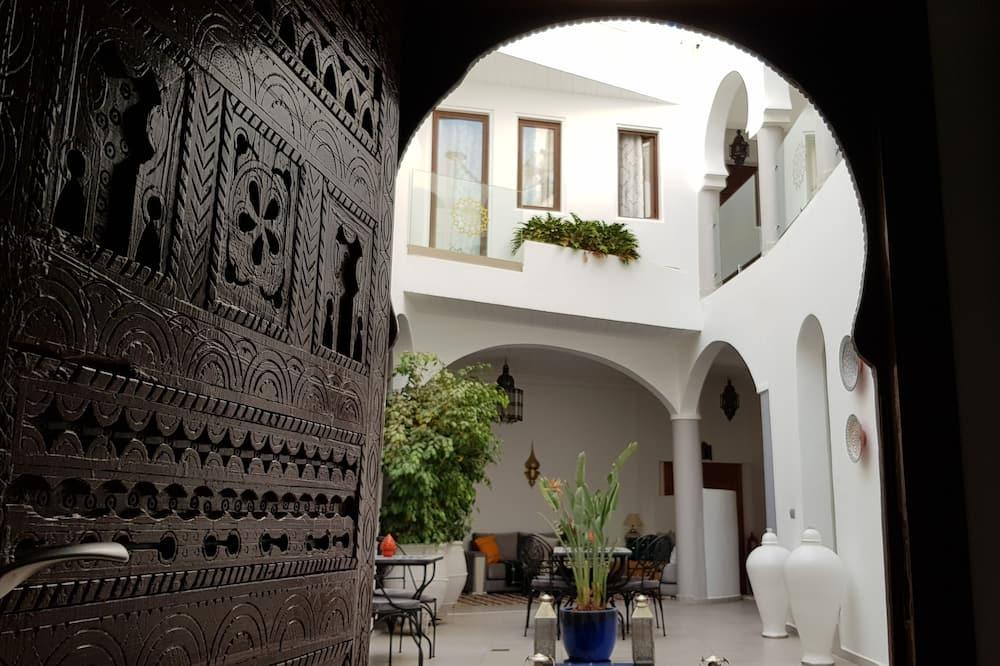 Habitación doble tradicional - Vista al patio