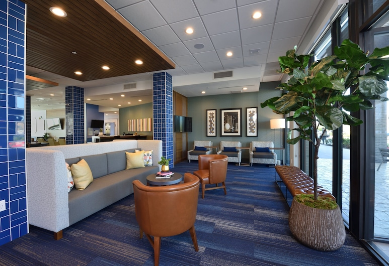 Holiday Inn Express & Suites Houston North - Woodlands Area, Spring, Vstupní hala
