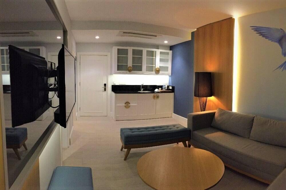 Comfort-Suite - Wohnbereich