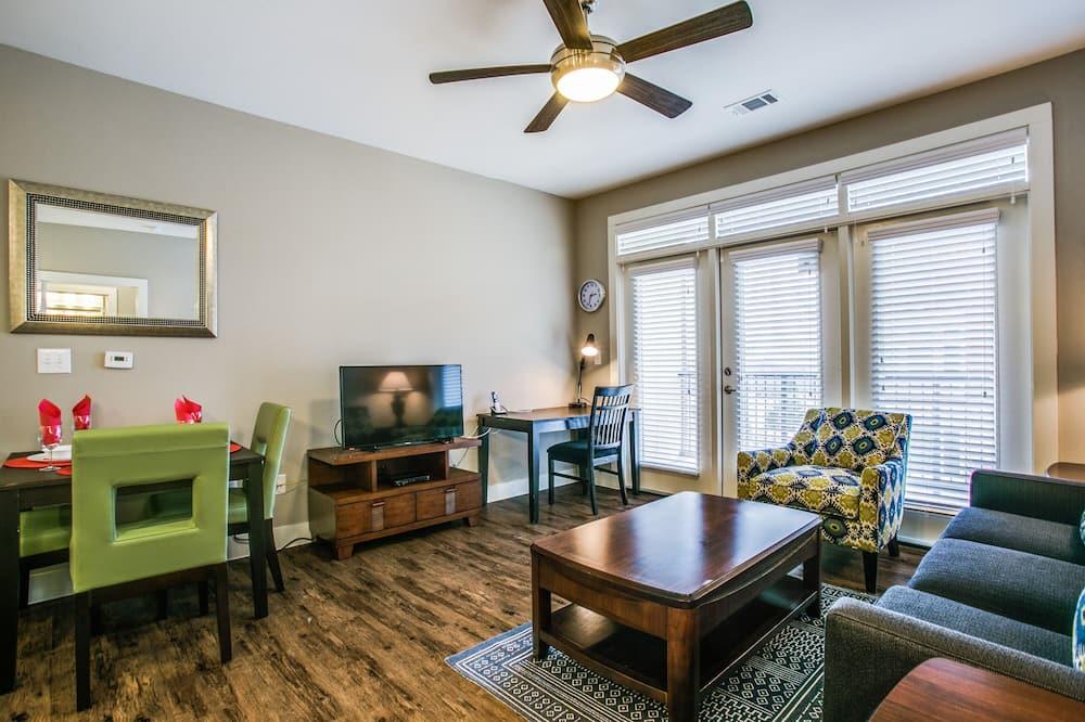 City appartement - Woonruimte