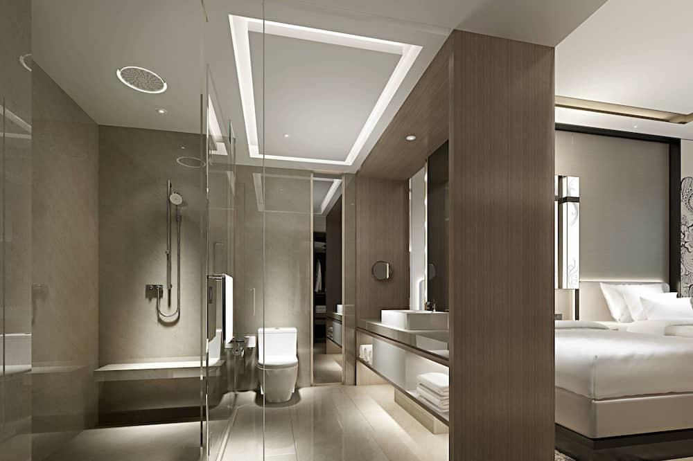 Habitación Deluxe, 2 camas individuales, para no fumadores - Baño