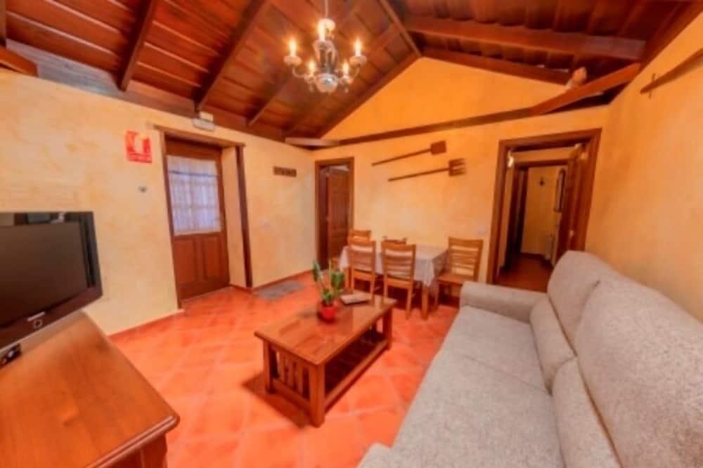 บ้านพัก, 2 ห้องนอน (Cuevas Negras) - ห้องนั่งเล่น