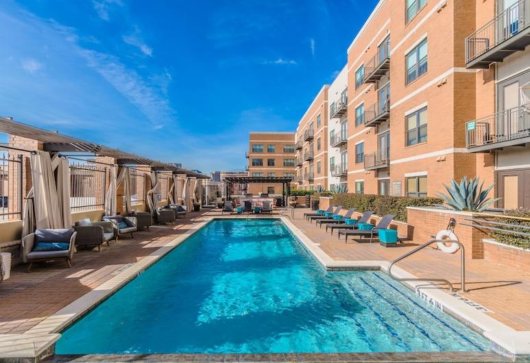 富豪住宅公寓酒店 - 西村, 達拉斯, 泳池