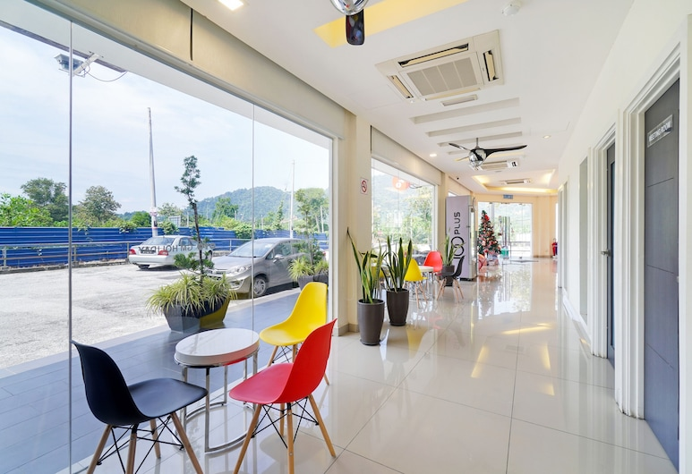 OYO 89683 GM Holiday Hotel Permai Jaya, Lumut, Lobby Sitting Area