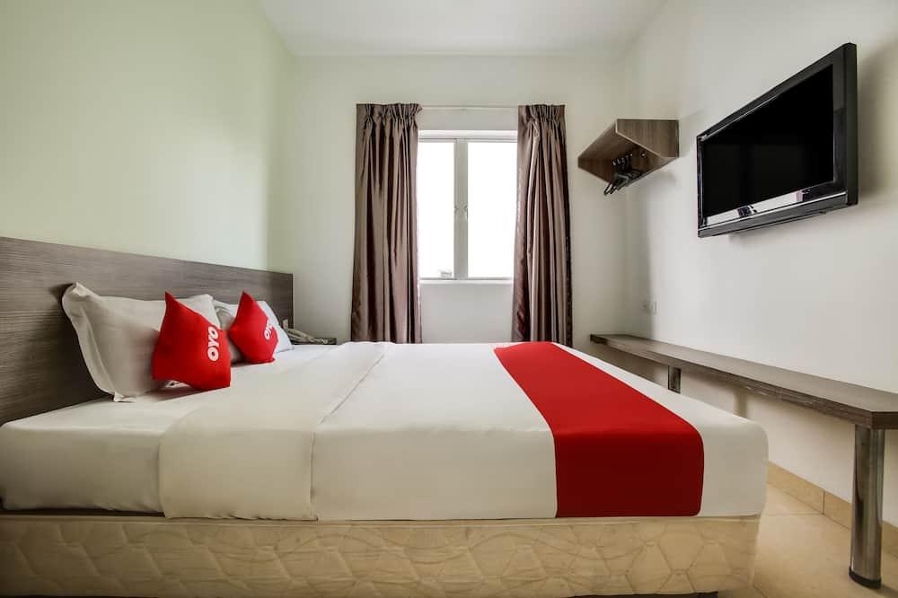 Deluxe - kahden hengen huone, 1 suuri parisänky - Vierashuone