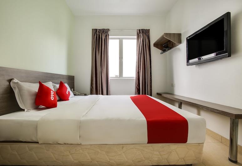 OYO 89655 Sri Duta Hotel, Kuala Lumpur, Deluxe dubbelrum - 1 kingsize-säng, Gästrum