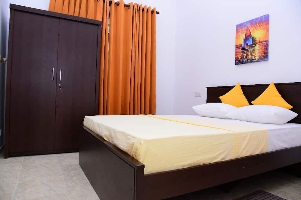 Jednolůžkový pokoj - Obývací pokoj