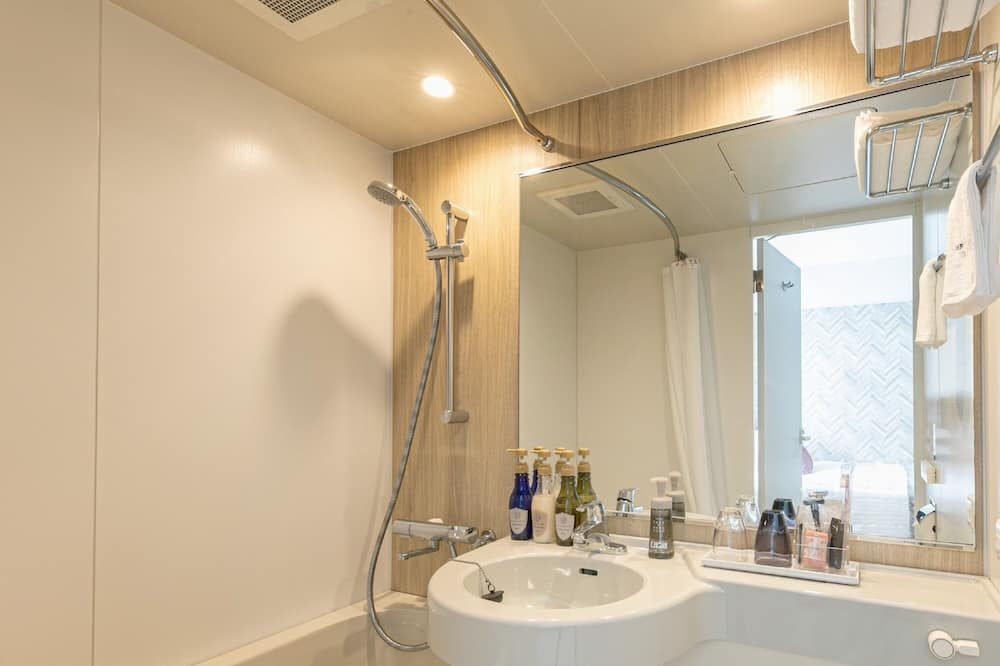 Moderate Room, Non-Smoking (13 m2) - Bathroom