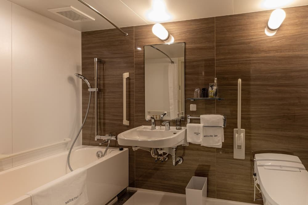 Universal Room, Non-Smoking (20 m2) - Bathroom