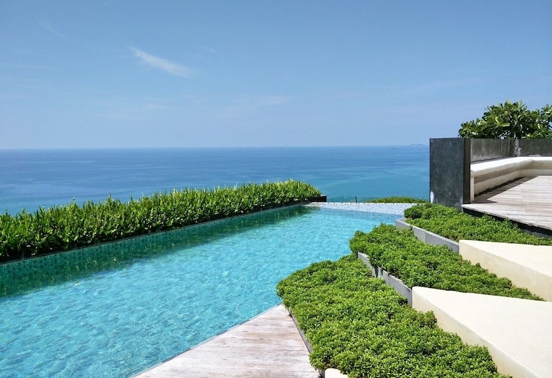 North Beach Private Residence & Resort, Pattaya, Infinity Pool