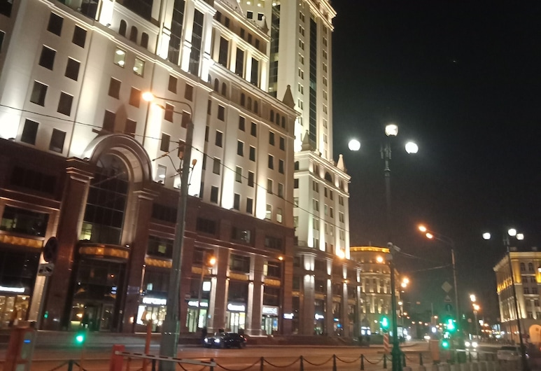 Hostel Milan on Paveletskaya, Moscow, Property Grounds