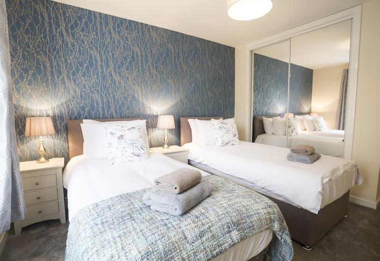Lomond Serviced Apartments - Emirates, Glasgow, Apartment, 1 Schlafzimmer, Zimmer