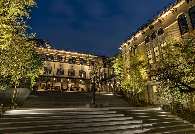 The Hotel Seiryu Kyoto Kiyomizu, Kyoto, Pohľad na hotel – večer/v noci