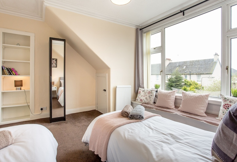 Lomond Serviced Apartments - Hydro House, Glasgow, Familienhaus, 3 Schlafzimmer, Zimmer