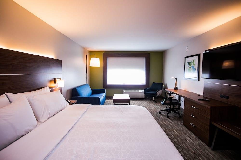 套房, 2 張加大雙人床 - 客房