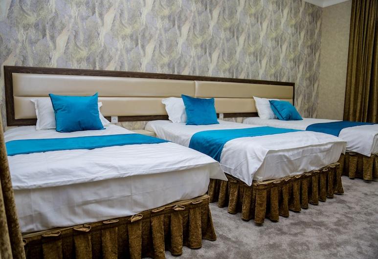 Globus Hotel, Tashkent, Triple Room, Guest Room