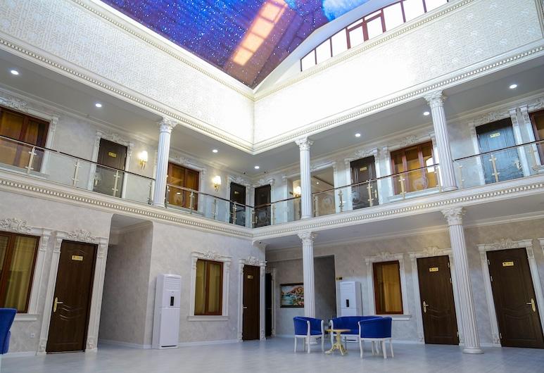 葛羅布思飯店, 塔什干, 大廳