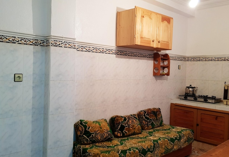 Apartment With 2 Bedrooms in Al Hoceïma - 800 m From the Beach, Al Hoceima, Kambarys