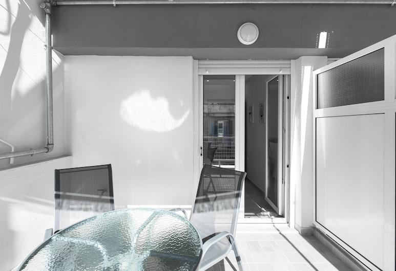 Blanco Apartments-Nilie Hospitality MGMT, Thessaloniki, Apartment, Terrace/Patio
