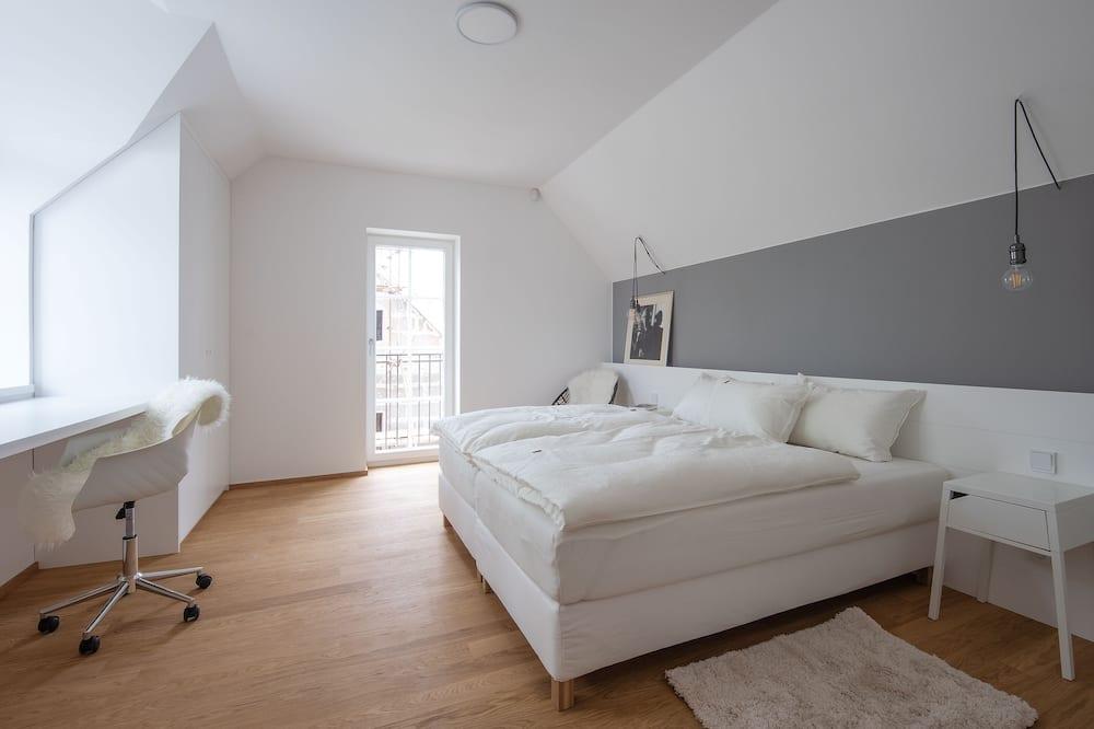 Апартаменти, 2 спальні - Номер