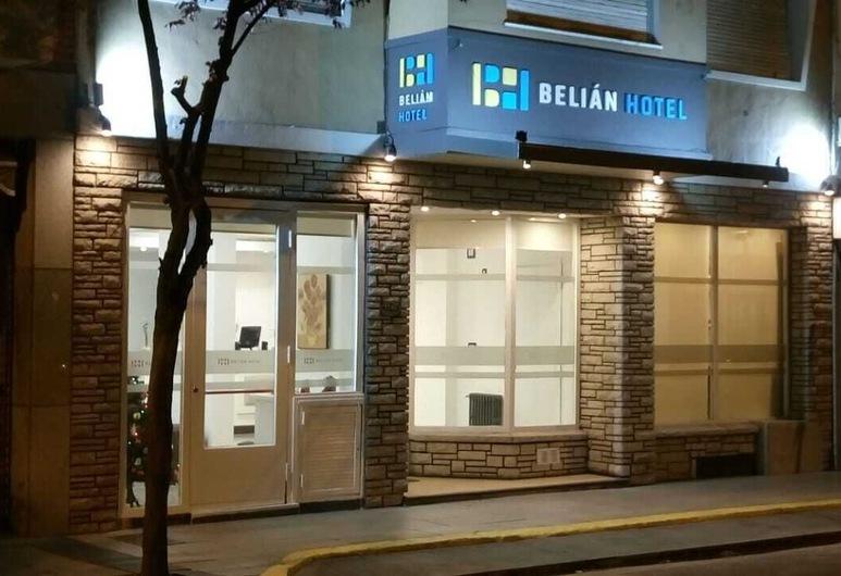 Belian Hotel, Mar del Plata, Pohľad na hotel