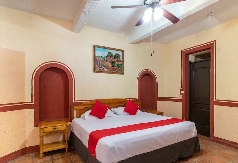 OYO Hotel Hacienda del Angel, Parras, Habitación superior, 2 camas Queen size, Habitación