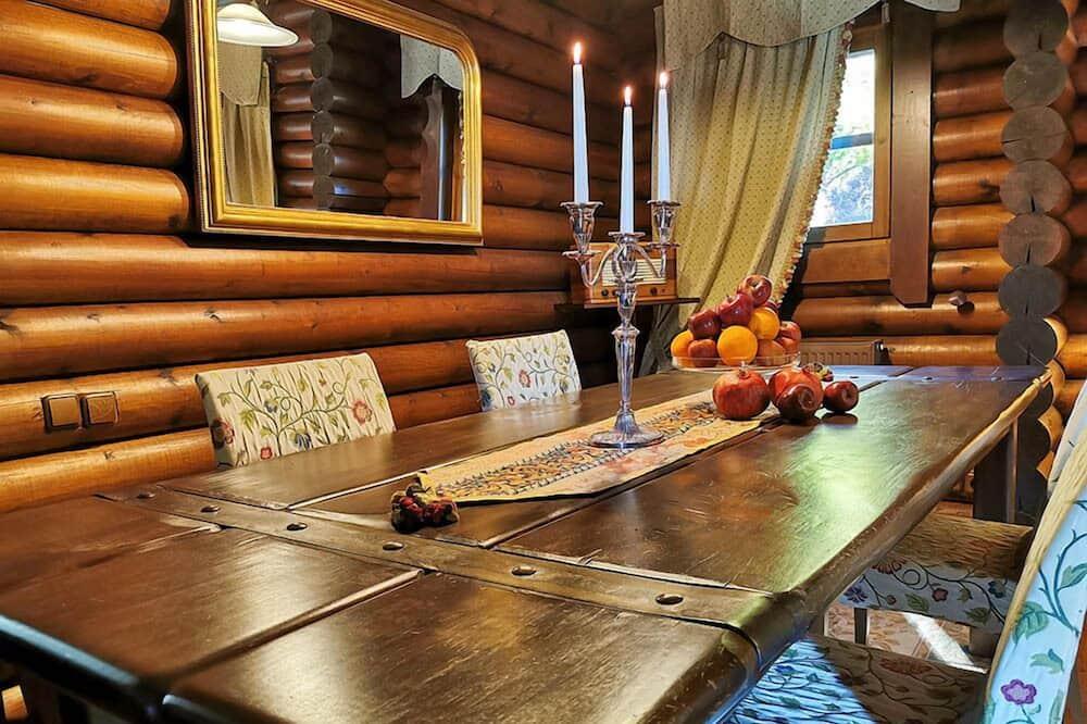 Chalet superior (Elatina) - Servicio de comidas en la habitación