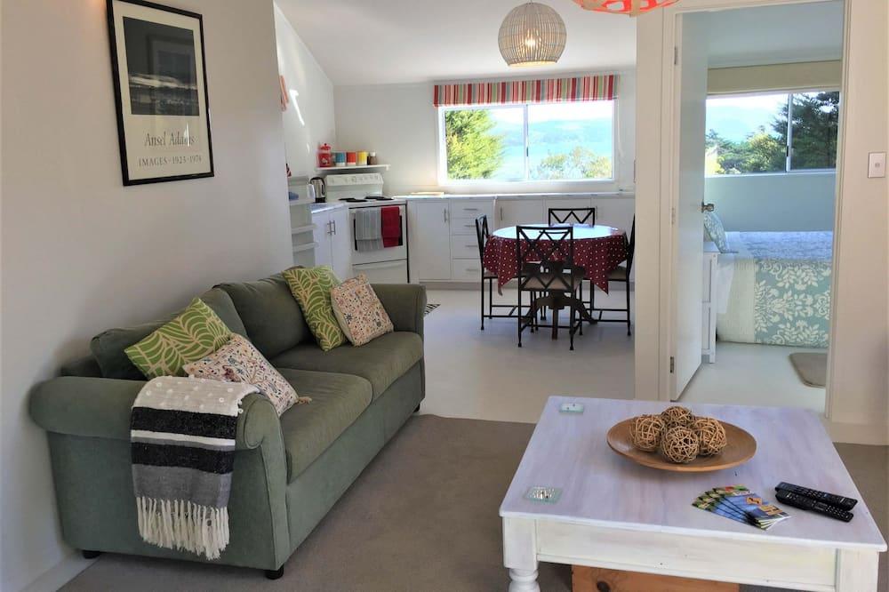 Cottage có thiết kế đặc sắc - Khu phòng khách