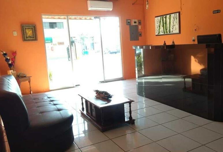 Hotel La Avenida, Altamira, Lobi