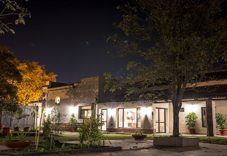 Hotel Del Ingenio, Лібертадор-Генераль-Сан-Мартен, Внутрішній двір