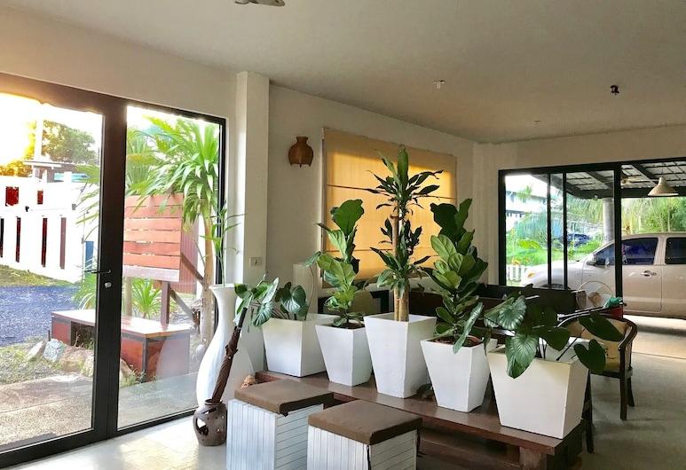 平蘭咖啡廳及床酒店, 蘇梅島, 入口
