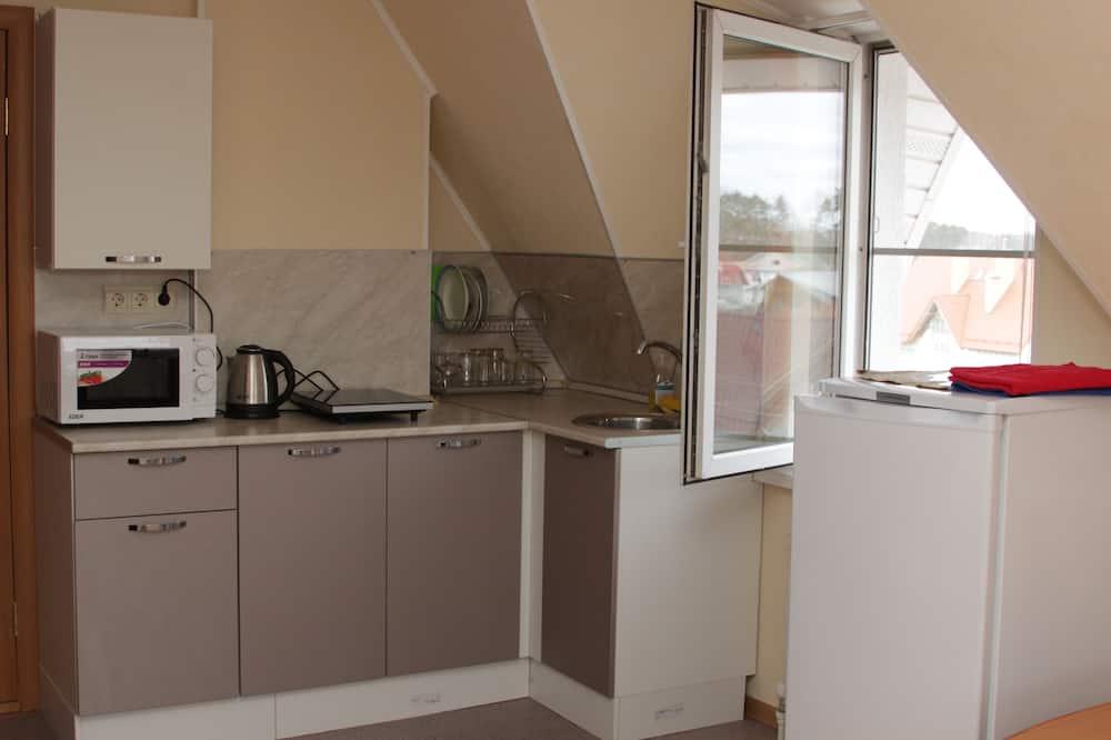 Сімейний номер (1 двоспальне або 2 односпальних ліжка) - Міні-холодильник