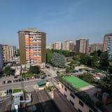 Z widokiem na miasto
