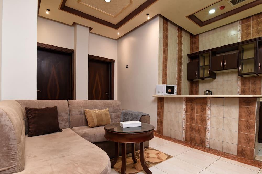 Departamento, 2 habitaciones - Sala de estar