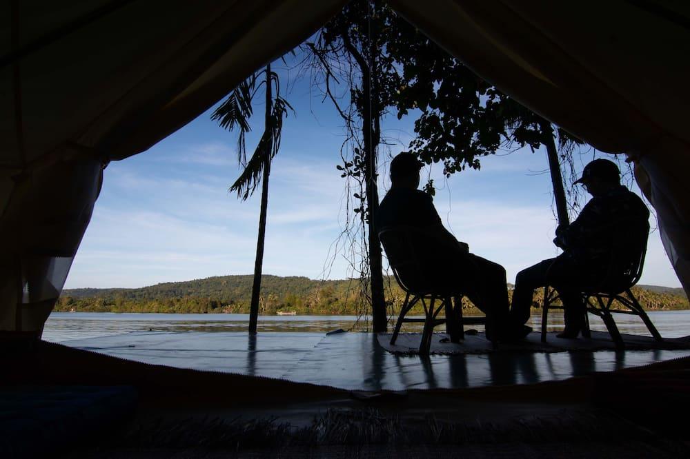豪華帳篷 - 露台景觀