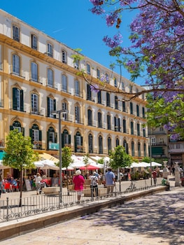 Sista minuten-erbjudanden på hotell i Málaga