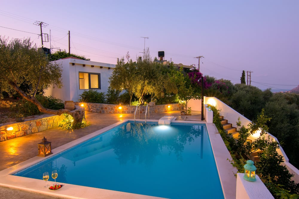 Villa, piscina privada - Piscina privada