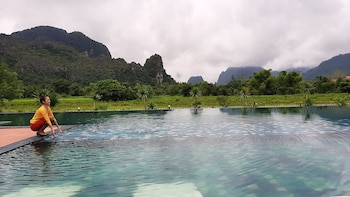 Picture of Lisha Grand Hotel in Vang Vieng