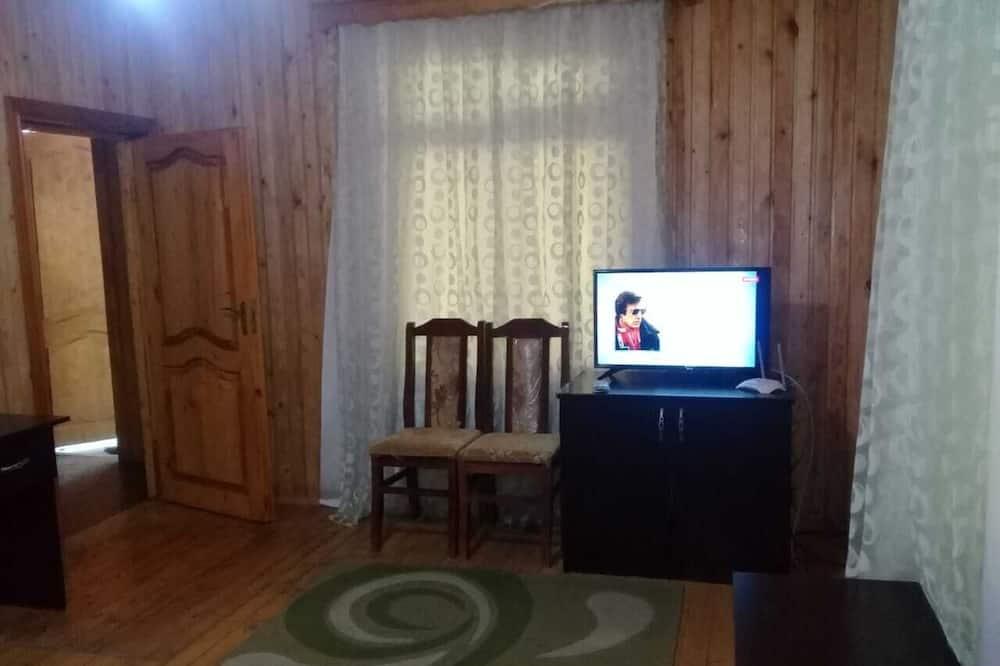 Családi házikó, 1 hálószobával - Nappali rész