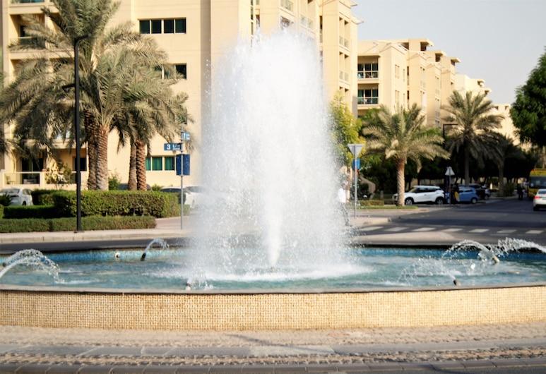 Ascapes Al Nakheel 2, Dubajus, Išorė