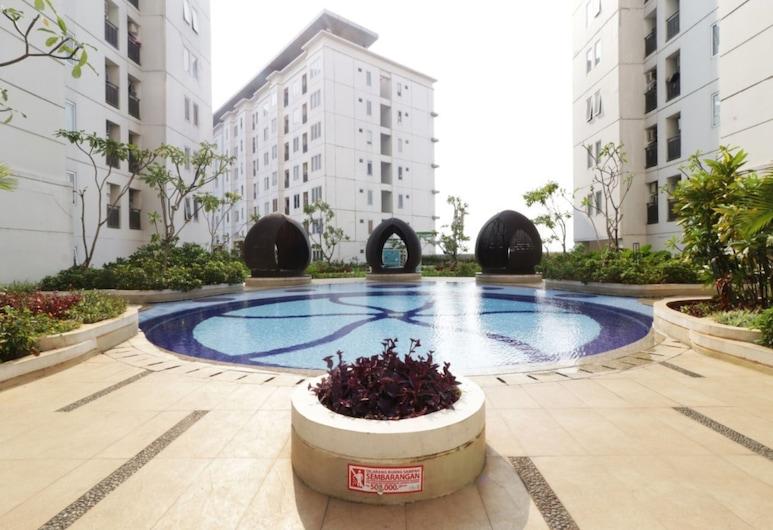 Travelibu @ Bassura City Apartment, Yakarta, Piscina