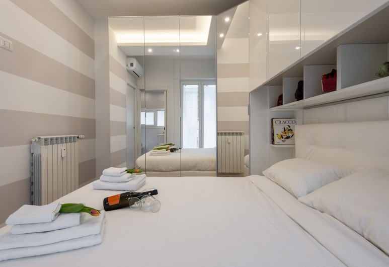BnButler - Friuli 24, Milan, Apartment, 1 Bedroom, Room
