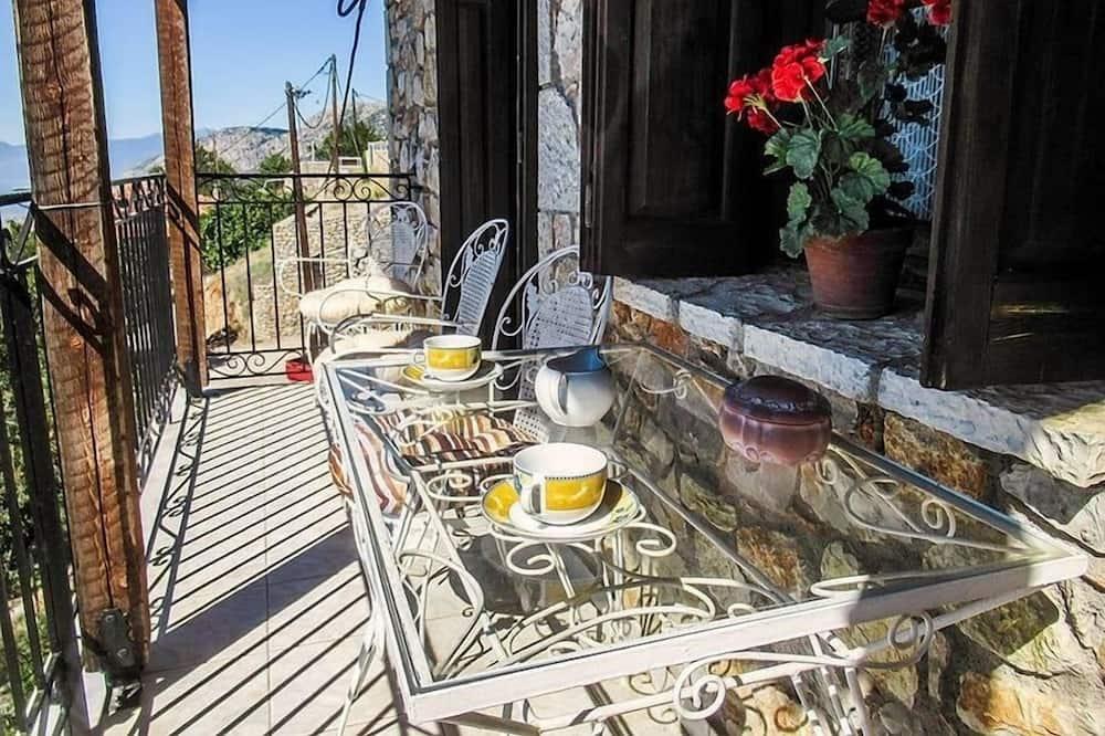 Chata, 3 spálne - Balkón